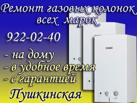 remont-gazovykh-kolonok-pushkinskaya