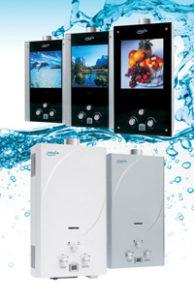 ремонт газовых водонагревателей Оазис